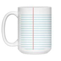 Foot Loose Leaf - white-mug - small view