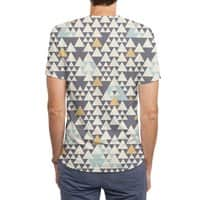 Oregon - mens-sublimated-triblend-tee - small view