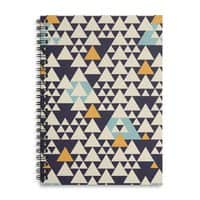 Oregon - spiral-notebook - small view