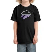 Purple Rain - kids-tee - small view