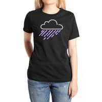 Purple Rain - womens-extra-soft-tee - small view