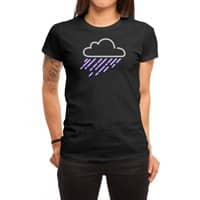 Purple Rain - womens-regular-tee - small view