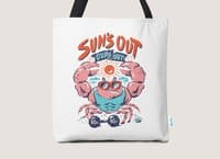 Sun's Out Guns Out - tote-bag - small view