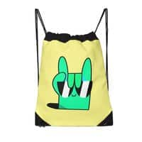 Stay Cool - drawstring-bag - small view