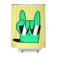Stay Cool - shower-curtain - small view