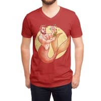 Gummy Bears - vneck - small view