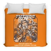 Future Bones - duvet-cover - small view