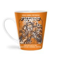 Future Bones - latte-mug - small view