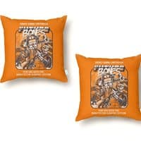 Future Bones - throw-pillow - small view