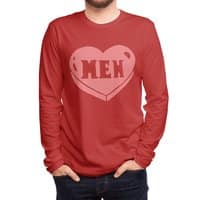 Meh - mens-long-sleeve-tee - small view