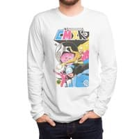 CMYK Squad - mens-long-sleeve-tee - small view