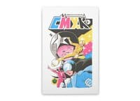 CMYK Squad - vertical-stretched-canvas - small view