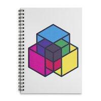 iCMYetriK - spiral-notebook - small view