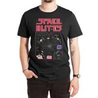 Space Butts - mens-extra-soft-tee - small view
