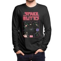 Space Butts - mens-long-sleeve-tee - small view