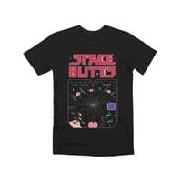 Space Butts - mens-premium-tee - small view