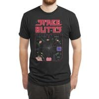 Space Butts - mens-triblend-tee - small view