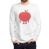 Apple Bottom - mens-long-sleeve-tee - small view