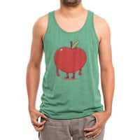 Apple Bottom - mens-triblend-tank - small view