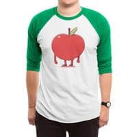 Apple Bottom - triblend-34-sleeve-raglan-tee - small view