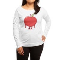 Apple Bottom - womens-long-sleeve-terry-scoop - small view