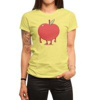 Apple Bottom - womens-regular-tee - small view
