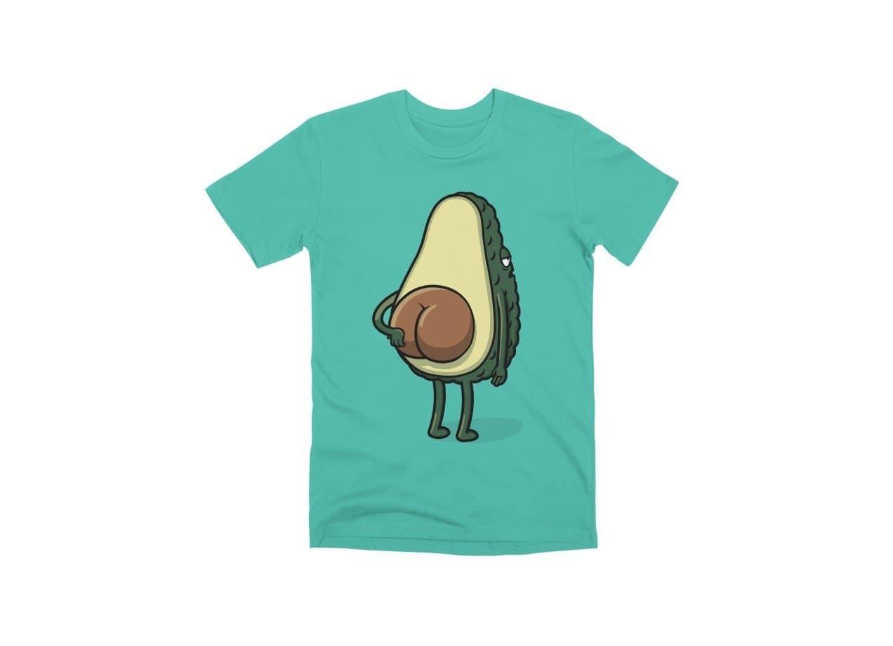 1e027057 Butt Bone! by Rafael Jurado Castillo | Men's T-Shirt Threadless