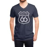 Get Your Kicks - vneck - small view