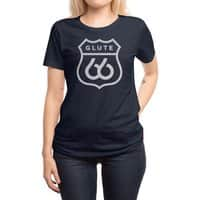 Get Your Kicks - womens-regular-tee - small view