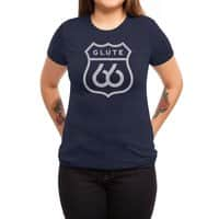 Get Your Kicks - womens-triblend-tee - small view
