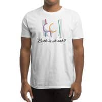 Butt is it art? - mens-regular-tee - small view