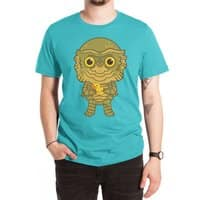 Creature of the black lagoon - mens-extra-soft-tee - small view