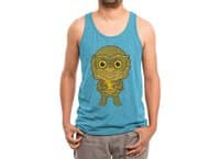 Creature of the black lagoon - mens-triblend-tank - small view