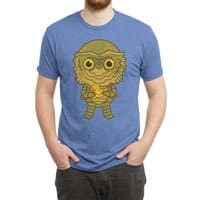 Creature of the black lagoon - mens-triblend-tee - small view