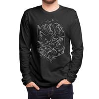 Down the River - mens-long-sleeve-tee - small view