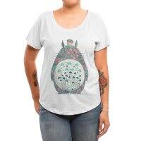 Unexpected Encounter - womens-dolman - small view