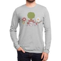 The Allergies - mens-long-sleeve-tee - small view