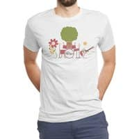 The Allergies - mens-triblend-tee - small view