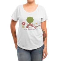 The Allergies - womens-dolman - small view