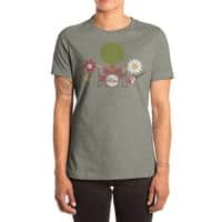 The Allergies - womens-extra-soft-tee - small view