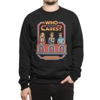 Who Cares? - crew-sweatshirt - small view