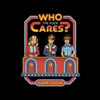 Who Cares? - small view