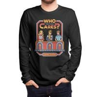 Who Cares? - mens-long-sleeve-tee - small view