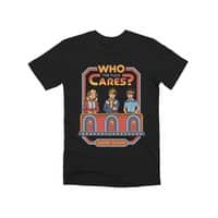 Who Cares? - mens-premium-tee - small view