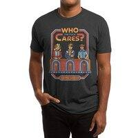 Who Cares? - mens-triblend-tee - small view