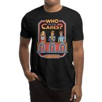 Who Cares? - mens-regular-tee - small view