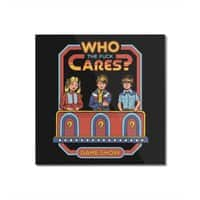 Who Cares? - square-mounted-acrylic-print - small view