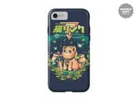 A Kitty to the past - double-duty-phone-case - small view