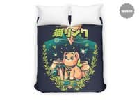A Kitty to the past - duvet-cover - small view