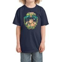 A Kitty to the past - kids-tee - small view